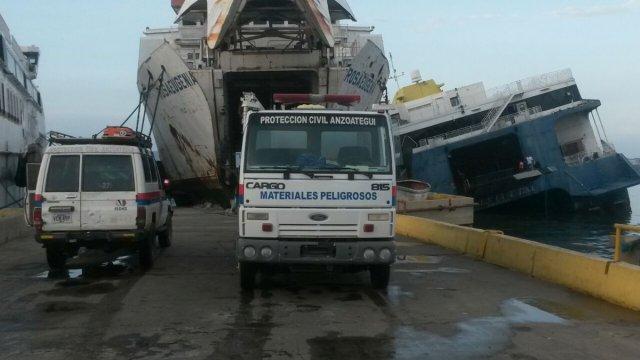 ferry carmen ernestina