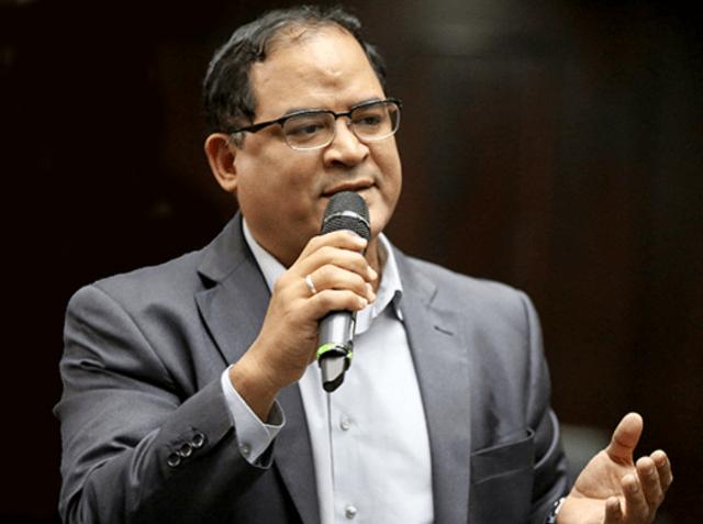 Diputado a la AN, Carlos Valero (MUD) / archivo