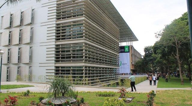 Centro de estudios políticos de la Ucab, en Motnalbán, Caracas / Archivo
