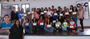 560 artesanos y chocolateras mirandinosrealizaron el Programa de Microempresarios de Banesco