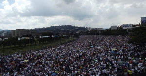 Las imágenes EXCLUSIVAS de la gran #TomaDeVenezuela de este #26Oct