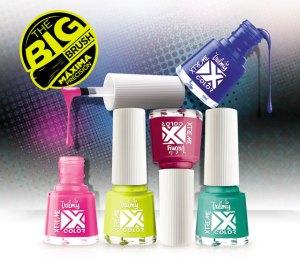 Valmy presenta nueva línea de esmaltes Xtreme Color