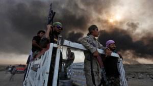 "Milicias iraquíes tachan retirada de tropas de combate de EEUU de ""engañosa"""