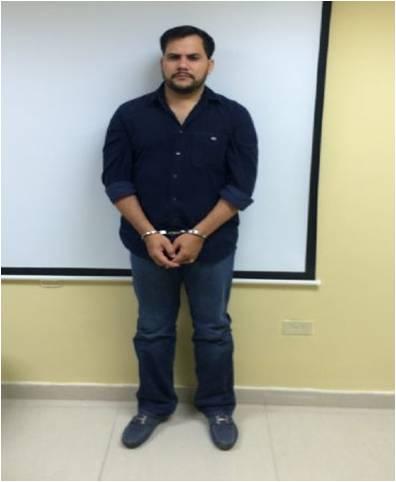"""""""El Potro"""" era líder del cartel de los 40, financista y legitimador de los capitales ilícitos del Cartel de Sinaloa, con vinculación comprobada con el narcotraficante Frank Treyo, """"El negro Frank"""" recluido en los EEUU"""