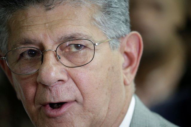 Henry Ramos Allup, secretario general de AD // Foto: Reuters