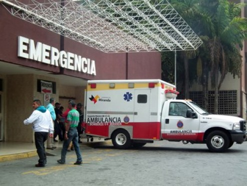 Hospital Victorino Santaella sin equipos de rayos X. Fotos: Deysi Peña