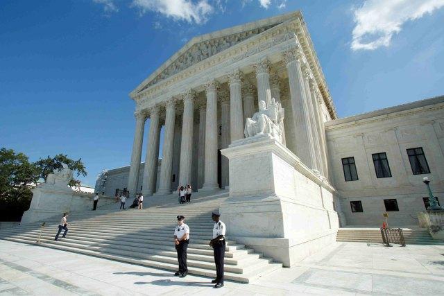 Corte Suprema de Estados Unidos (Foto archivo Reuters)