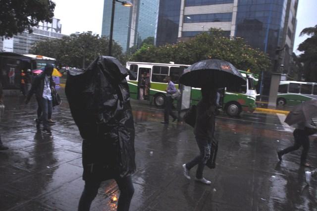 Se esperan lluvias para toda la semana / Foto: News Report