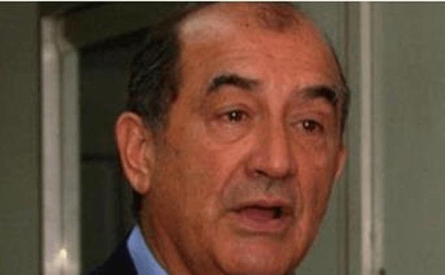 Vicente Brito,  presidente de la Red por la defensa al Trabajo, la Propiedad y la Constitución