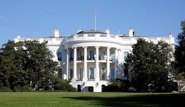 Fachada de la Casa Blanca en Washington, EEUU (Reuters)