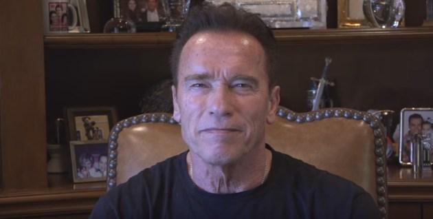 Foto: Arnold Schwarzenegger / youtube