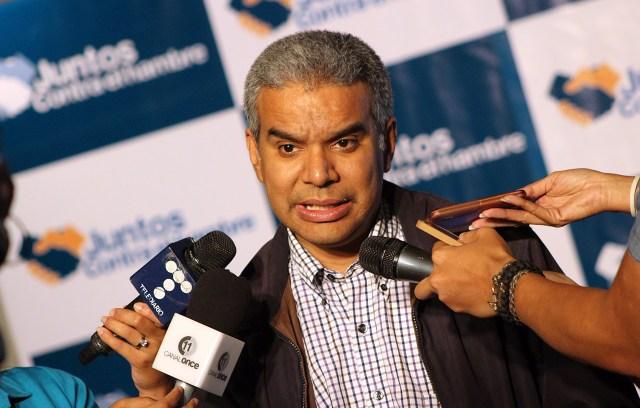 Foto: Medios Juan Pablo Guanipa