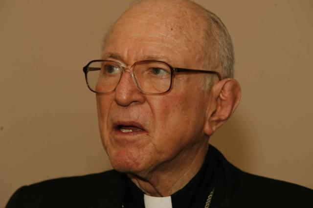 Foto: Monseñor Ovidio Pérez Morales / Archivo