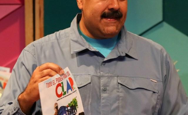 Maduro-losclaps