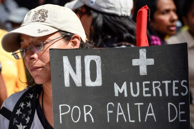 . / AFP PHOTO / JUAN BARRETO