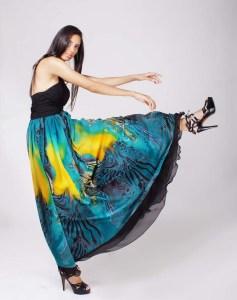 María Moschiano: Mostrará sus diseños en el Aruba Fashion Week