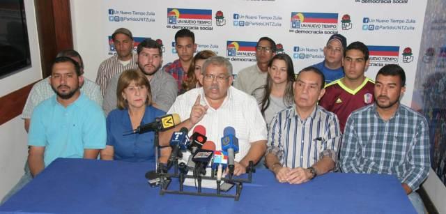 Foto: Medios UNT Zulia