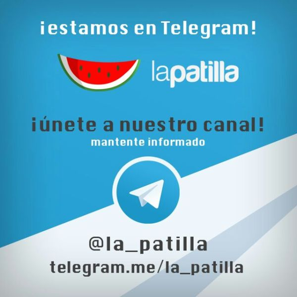 Telegram-LaPatilla