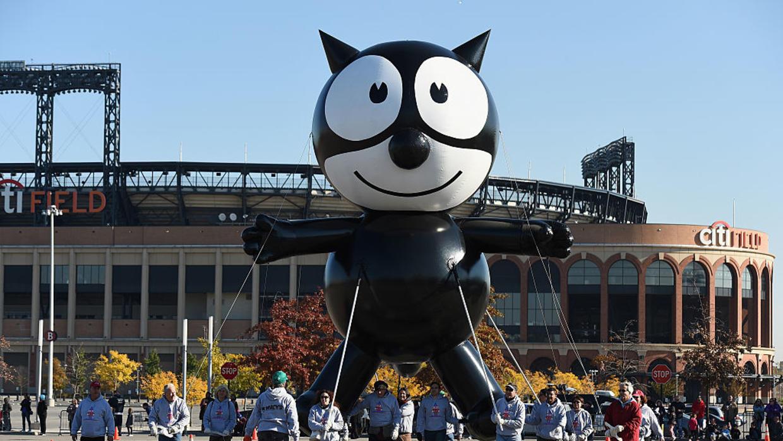 El gato Félix regresa al desfile de Acción de Gracias de Macy's (Fotos)