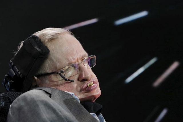 Foto: Stephen Hawking / Archivo