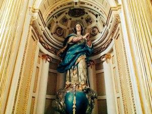 Este #8Dic se celebra el día de la la Inmaculada Concepción de la Virgen María