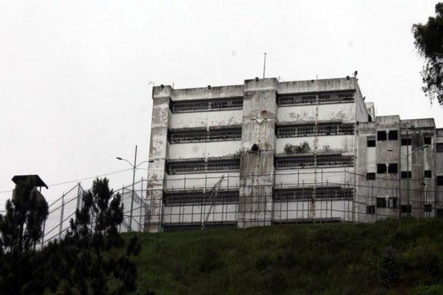 Càrcel militar de Ramo Verde / archivo