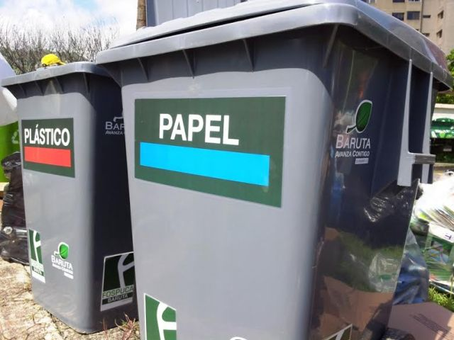 Reciclaje Baruta