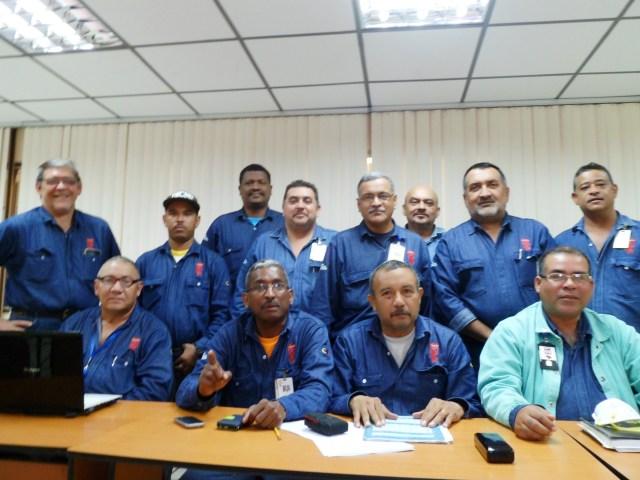 Trabajadores de Guayana