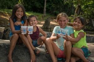 P&G Venezuela donará cinco millones de litros de agua limpia a los niños venezolanos