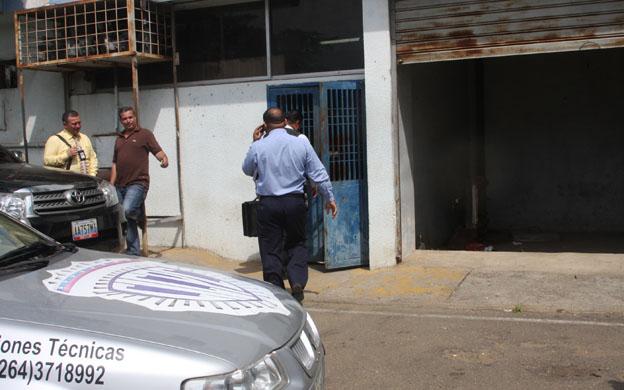 asesinato en Zulia