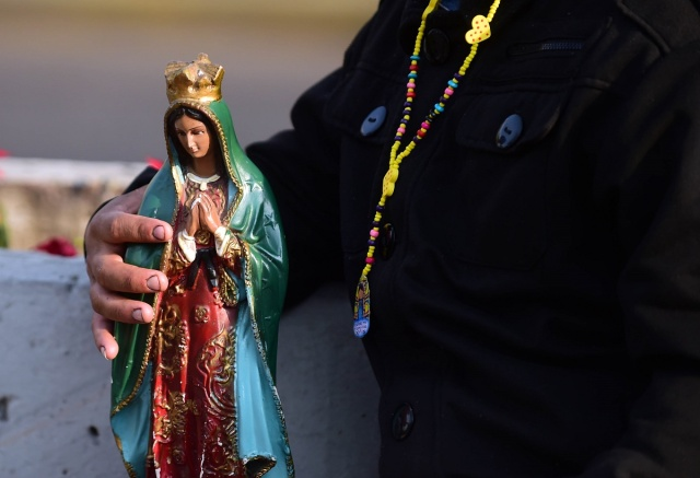 Foto AFP / ALFREDO ESTRELLA