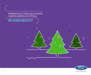 Ford Motor de Venezuela presenta su mensaje de Navidad 2016