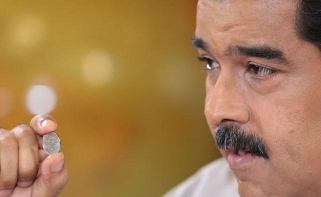 Maduro-monedita