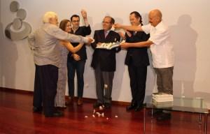 """Banesco bautizó el libro """"Nuevo País de las Letras"""""""
