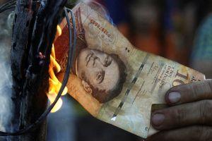 La monstruosa deuda venezolana alcanza casi los cinco mil millones de dólares (Informe)