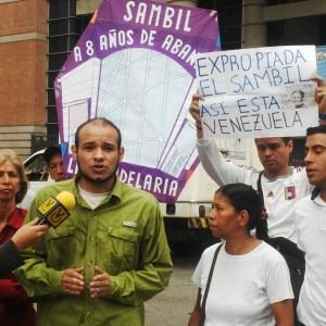 A ocho años de expropiación del Sambil La Candelaria vecinos claman respeto a propiedad privada