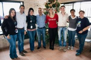 Balú regaló sonrisas a los niños de Fundación UMA