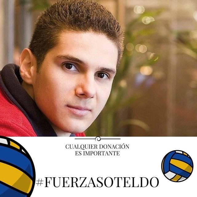 #FUERZASOTELDO exvoleibolista Francisco Soteldo