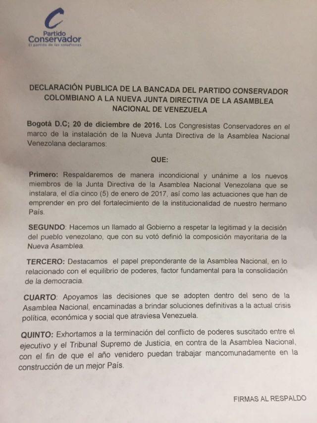 Partido Conservador de Colombia (1)