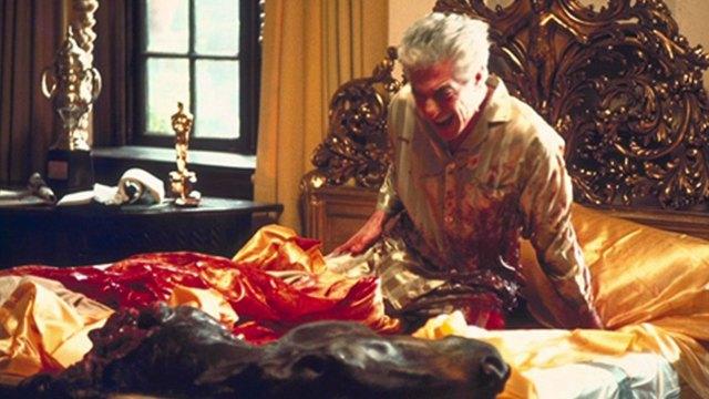 """Fue el escenario de uno de los segmentos más famosos de """"El Padrino"""", en el que Jack Woltz (John Marley), un productor de cine, niega el pedido de Don Vito Corleone para que su ahijado, Johnny Fontane (Al Martino) aparezca una película que está filmando. Al despertar se encuentra con la cabeza cortada de su amado caballo de pura raza bajo las sábanas de su cama. Foto: Infobae"""