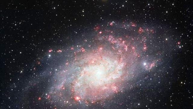 Una nueva galaxia