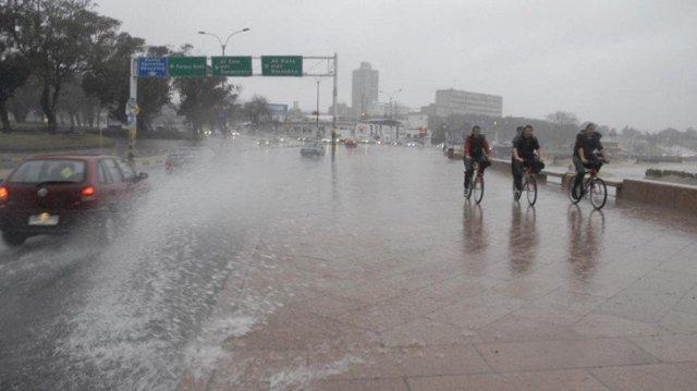 Uruguay lluvias