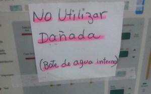 Pacientes renales del Hospital Universitario de Maracaibo deben luchar por una diálisis