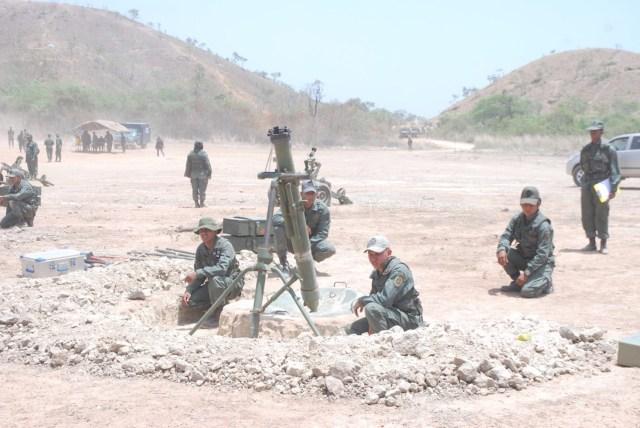 Ejercicio Militar Zamora 200 (14)