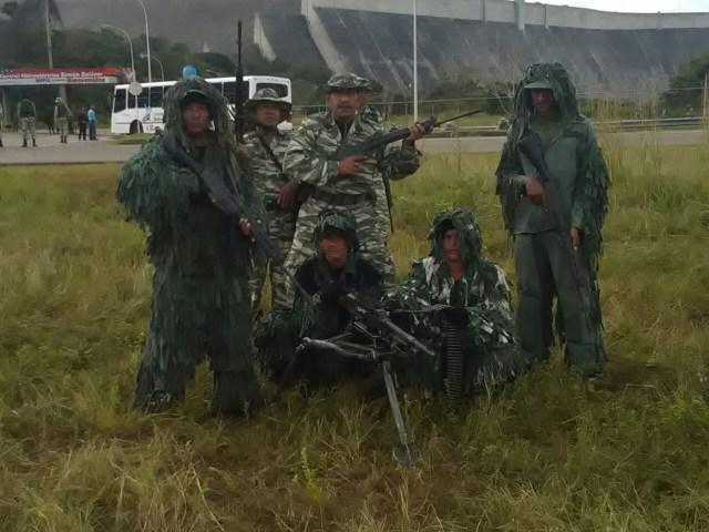 Ejercicio Militar Zamora 200 (16)