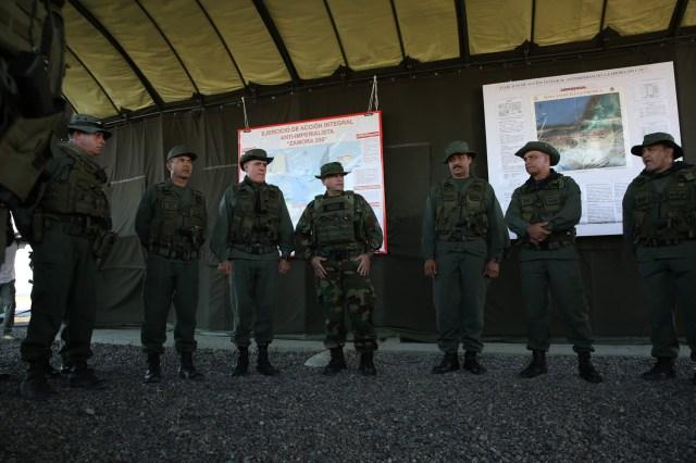 Ejercicio Militar Zamora 200 (6)