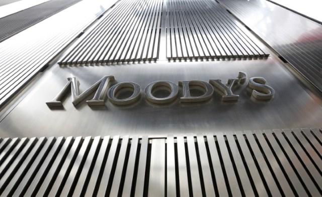La casa matriz de Moody's en Nueva York ra de crédito Moody's ( REUTERS/Brendan McDermid)