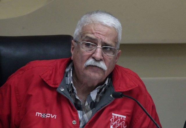 Ricardo Sanguino, presidente del BCV / archivo