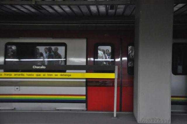 Falla metro