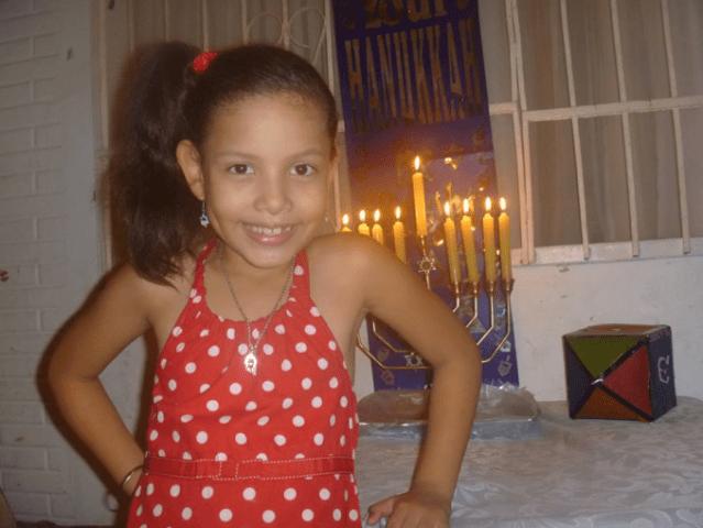 Familia venezolana convertida al judaismo